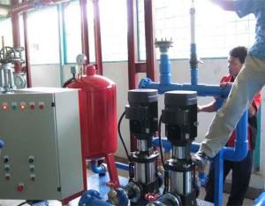 Instalasi Soft Water System / Instalasi Plumbing