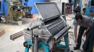 Picture 022 300x168 Pembuatan Trolley Autoclave