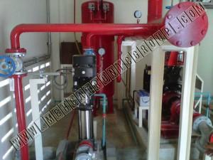 Installation Hydrant