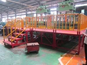 Pengerjaan Proyek Fabrikasi Konstruksi