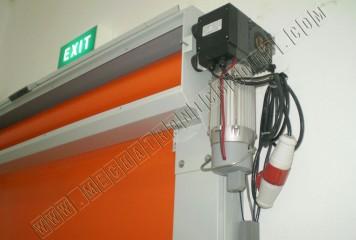 Pemasangan dan Instalasi Auto door