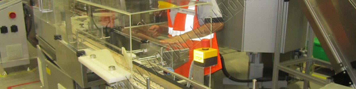 Pembuatan Conveyor Industri